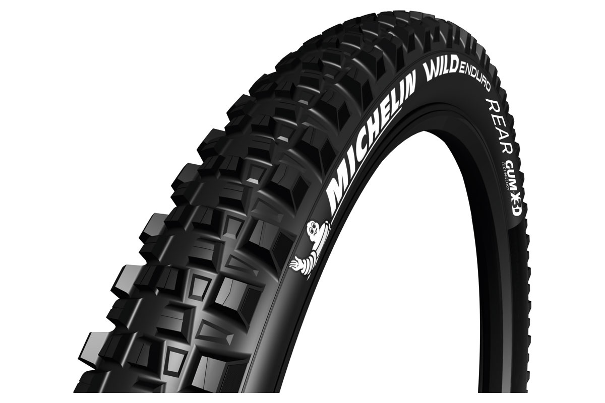 Michelin Michelin Wild Enduro rear tire Gravity Shield / tubeless ready