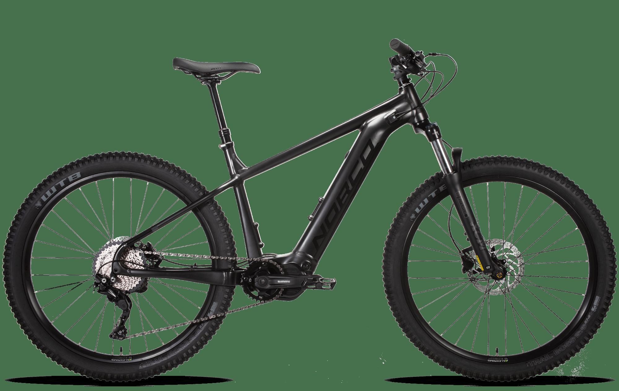 Norco 20 Norco Fluid HT 2 VLT e bike