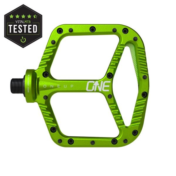 OneUp Components alloy flat pedal
