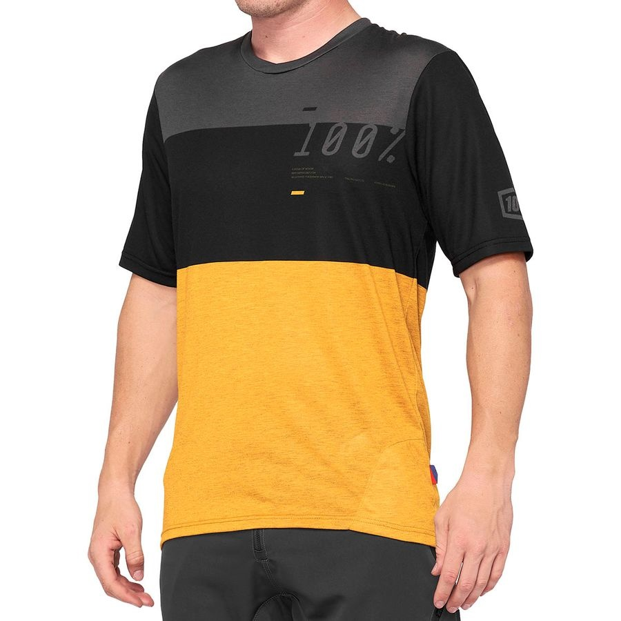 100% Airmatic jersey