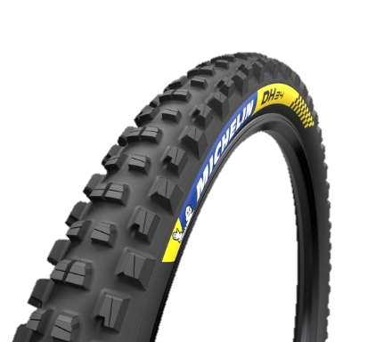 Michelin Michelin DH34 Tire Wire Bead Tubeless Ready DH Shield
