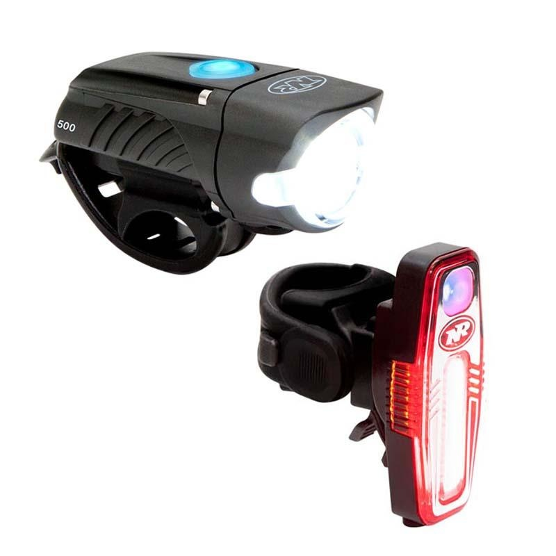 Nite Rider Swift 500 Micro/Sabre 110 light combo