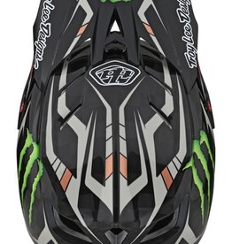Troy Lee Designs Troy Lee Designs D4 Carbon Helmet w/Mips