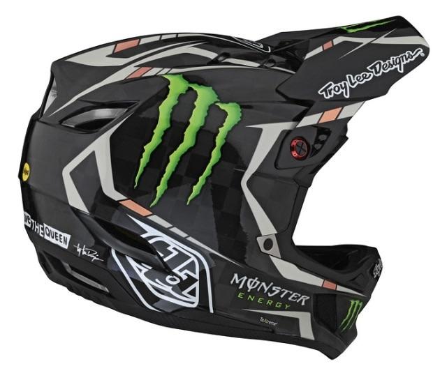 Troy Lee Designs Troy Lee Designs D4 Carbon Helmet w/Mips