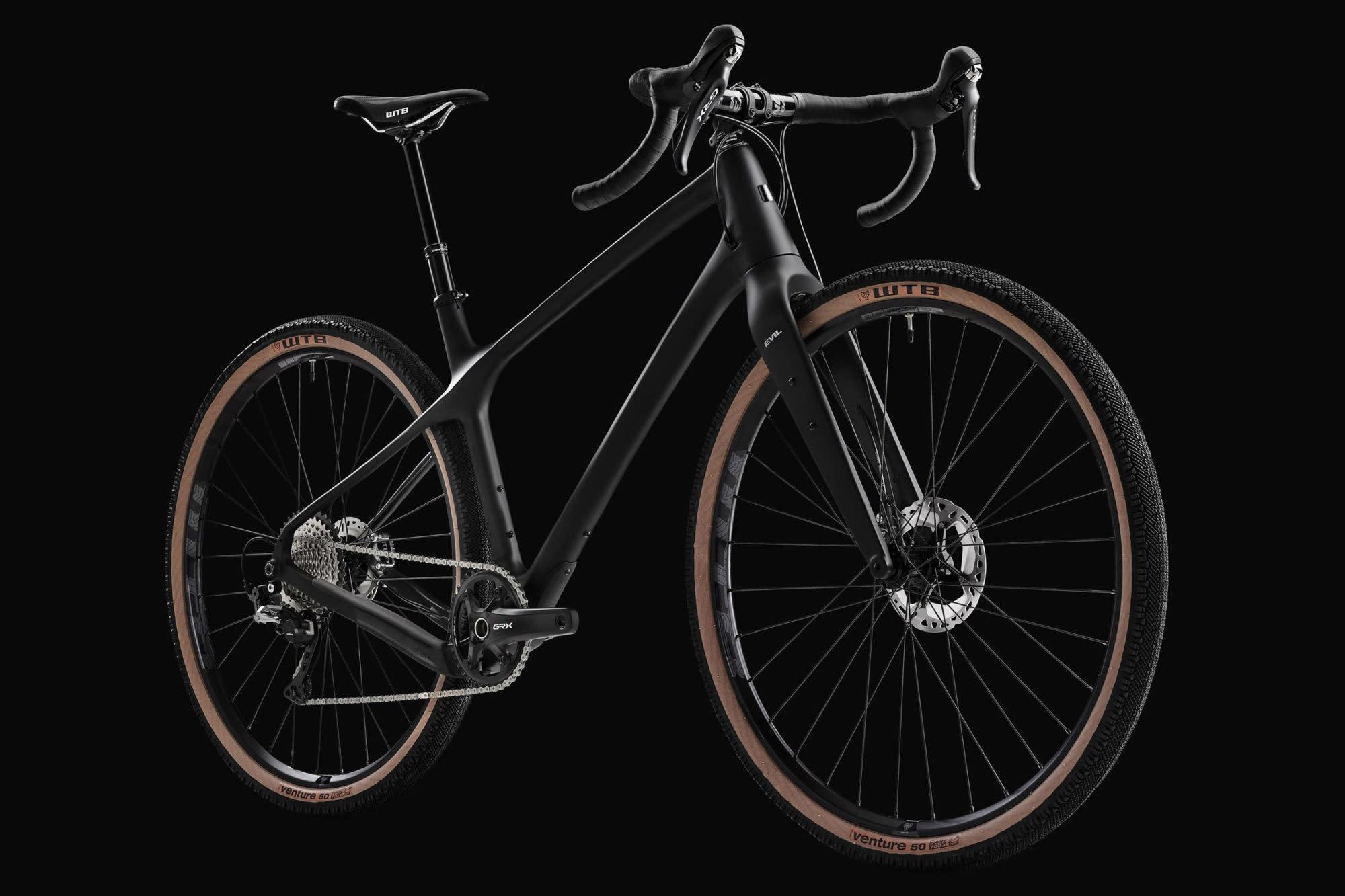 Evil Bikes Evil Chamois Hagar GRX Gravel Bike Complete