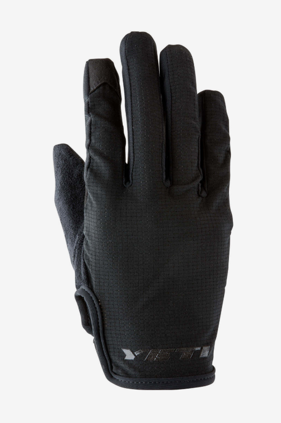 Yeti Cycles Yeti Turq Dot Glove