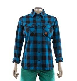 Chromag Chromag Women's Burke Tech Shirt LS Button Up