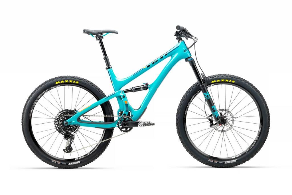 Yeti Cycles 18 Yeti SB5 Carbon w/ GX Eagle kit