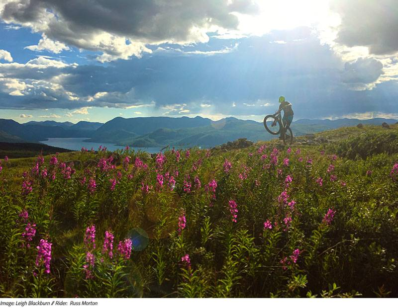 Ride Diary: Trail Hunting in the Yukon