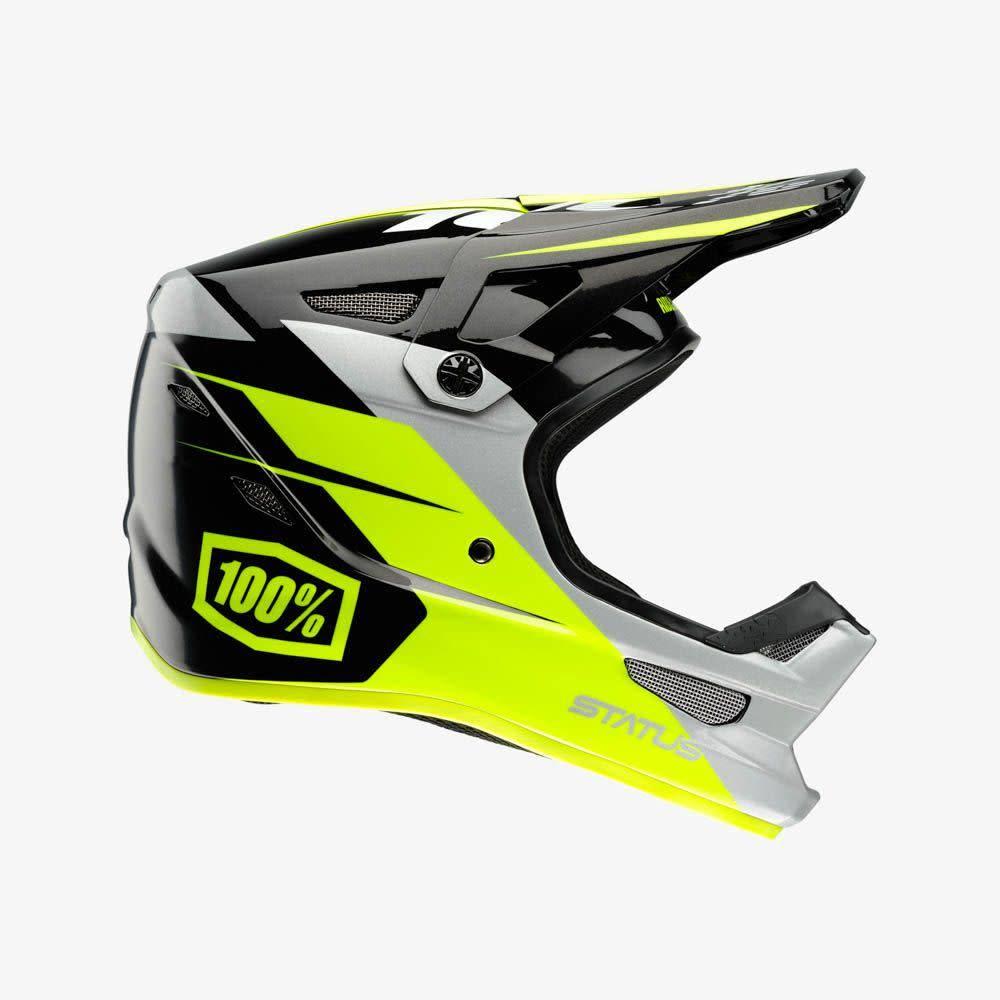 100% Status helmet