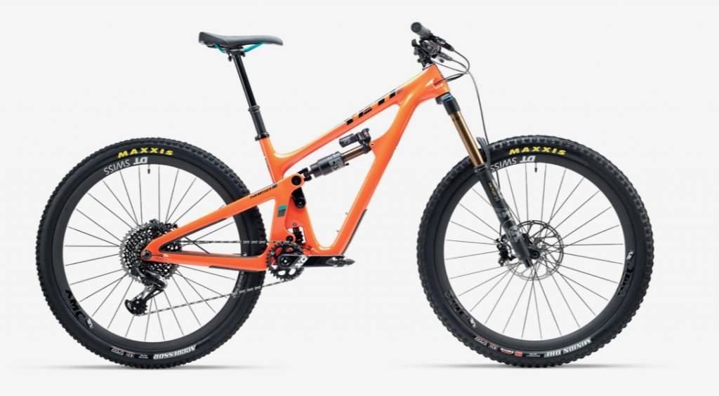 Yeti Cycles 19 Yeti SB150 T-series w/ X01 Eagle Race kit
