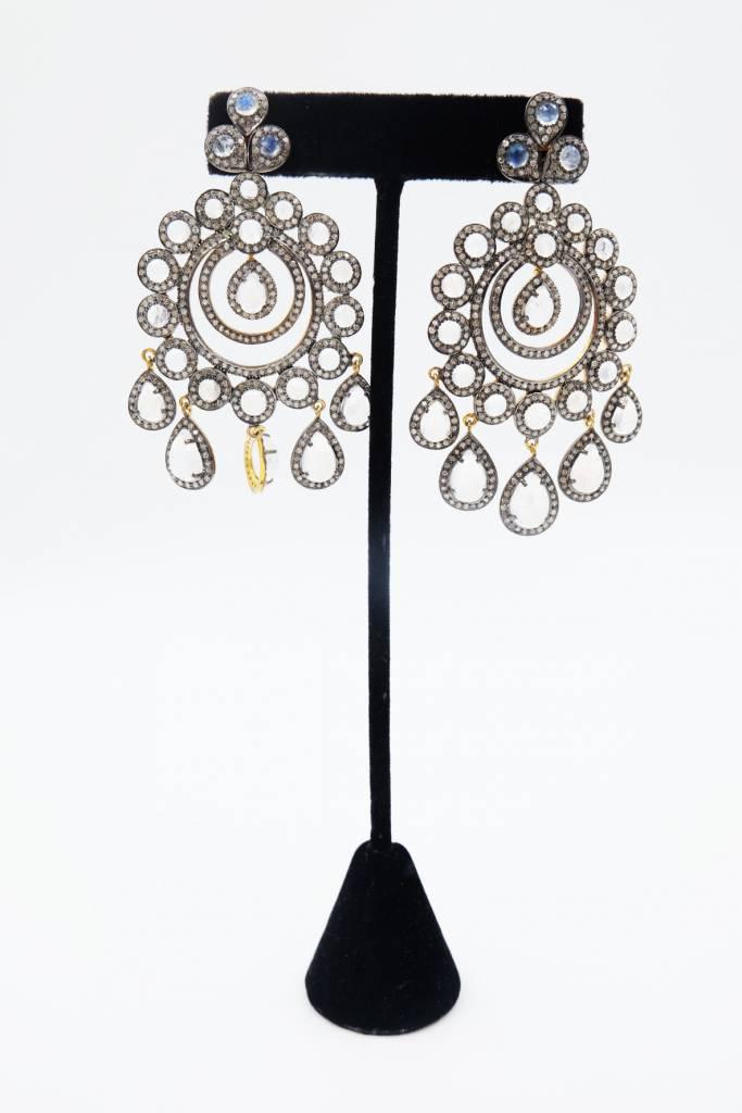 Diamond Earring - 4021/002