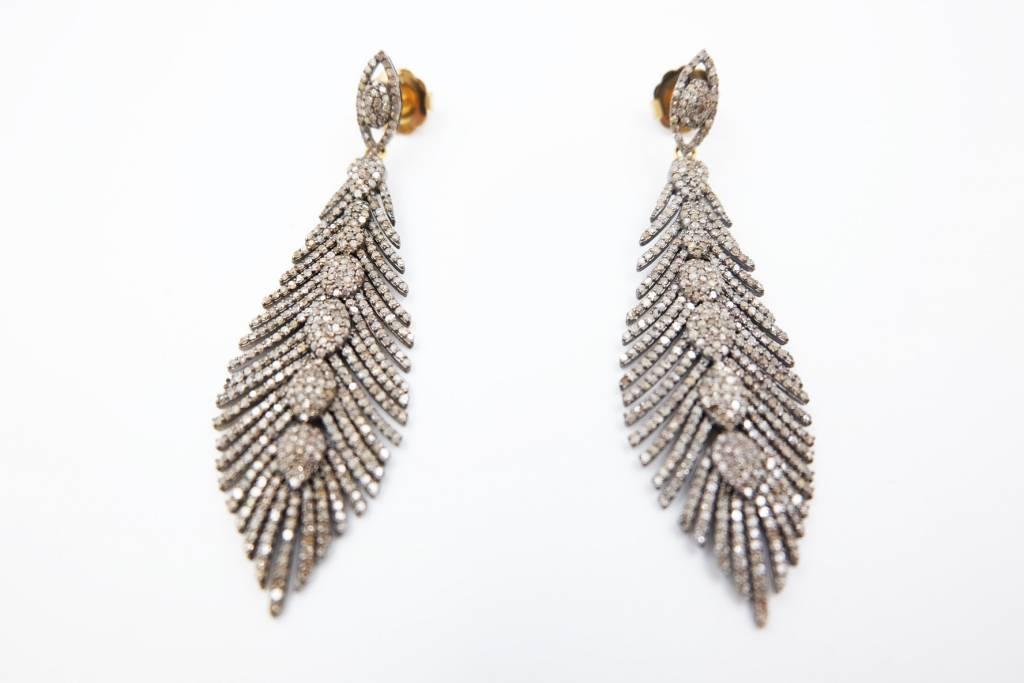 Large Earring - 4021/015