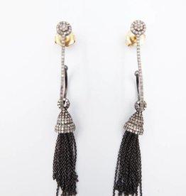Chain Earring - 4021/029