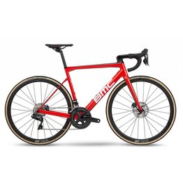 BMC 2019 BMC Teammachine SLR01 Disc Three Team Red