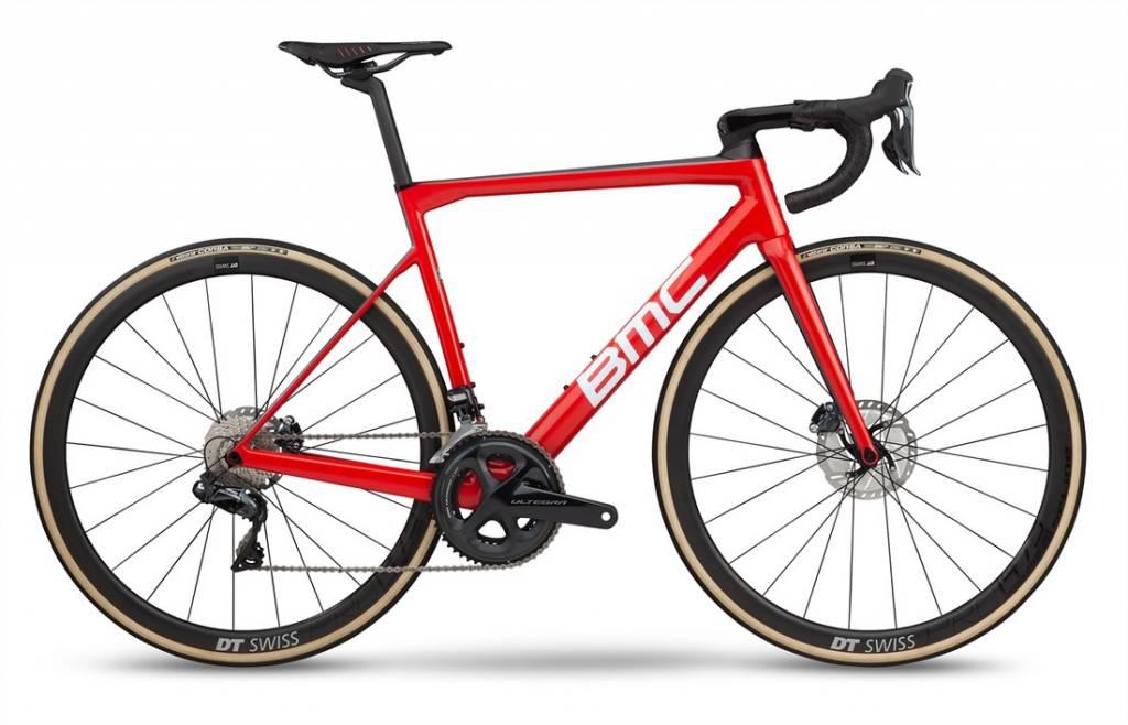 BMC 2019 BMC Teammachine SLR01 Disc Three Team Red
