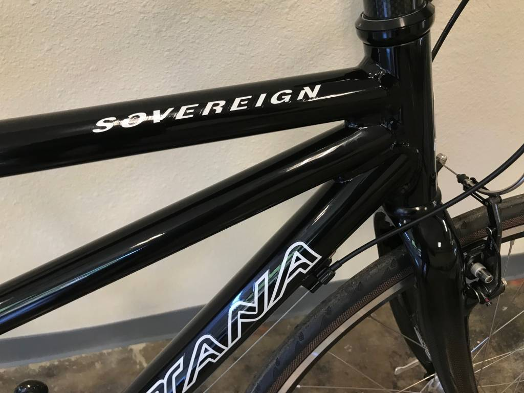 Santana Santana Sovereign Medium Black