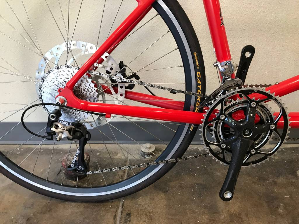 Santana Santana Nuovo Sport Small Red