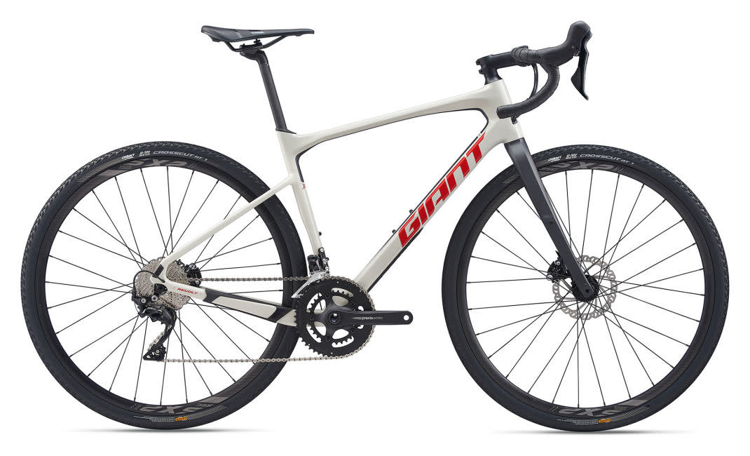 Giant 2020 Giant Revolt Advanced 2 Gray