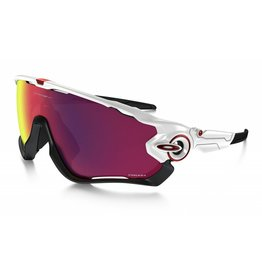 Oakley Oakley Jaw Breaker Polished White Prizm Road