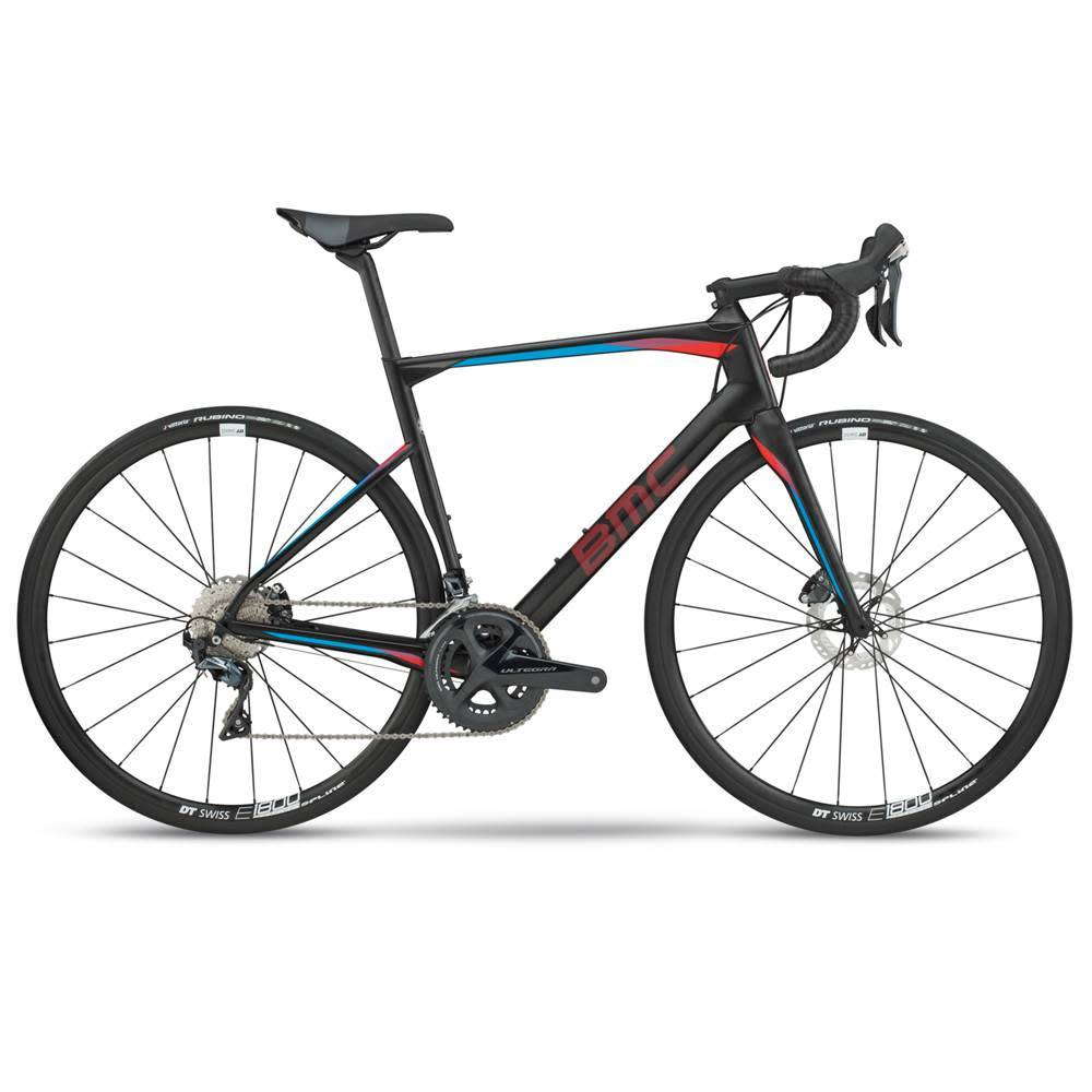 BMC 2018 BMC Roadmachine 02 Two Carbon Red Blue