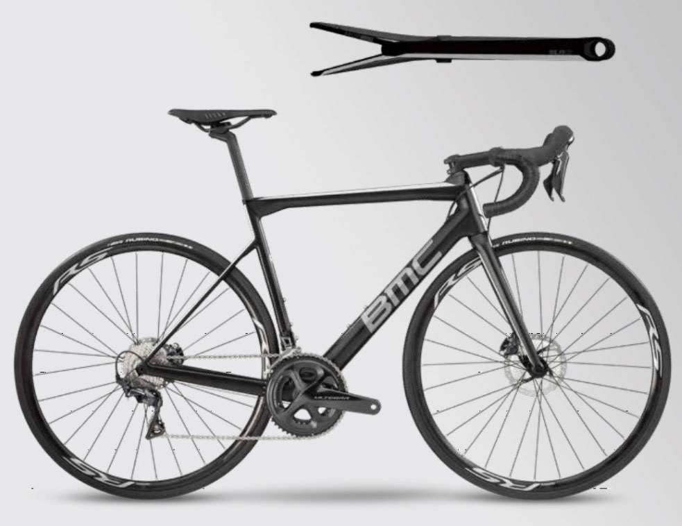 BMC 2019 BMC Teammachine SLR02 Disc Two Carbon Grey