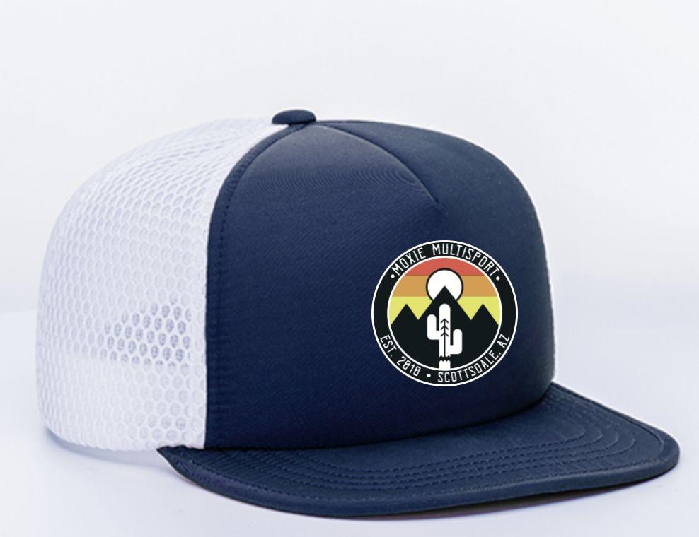 Moxie Rubber Patch Hat