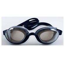 Snake and Pig Black w/ Clear Metallized Lens