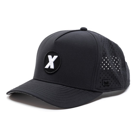 Melin Moxie 10 Year Anniversary Melin Hat - Blk