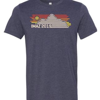 IMAZ 2019 Men's T Shirt