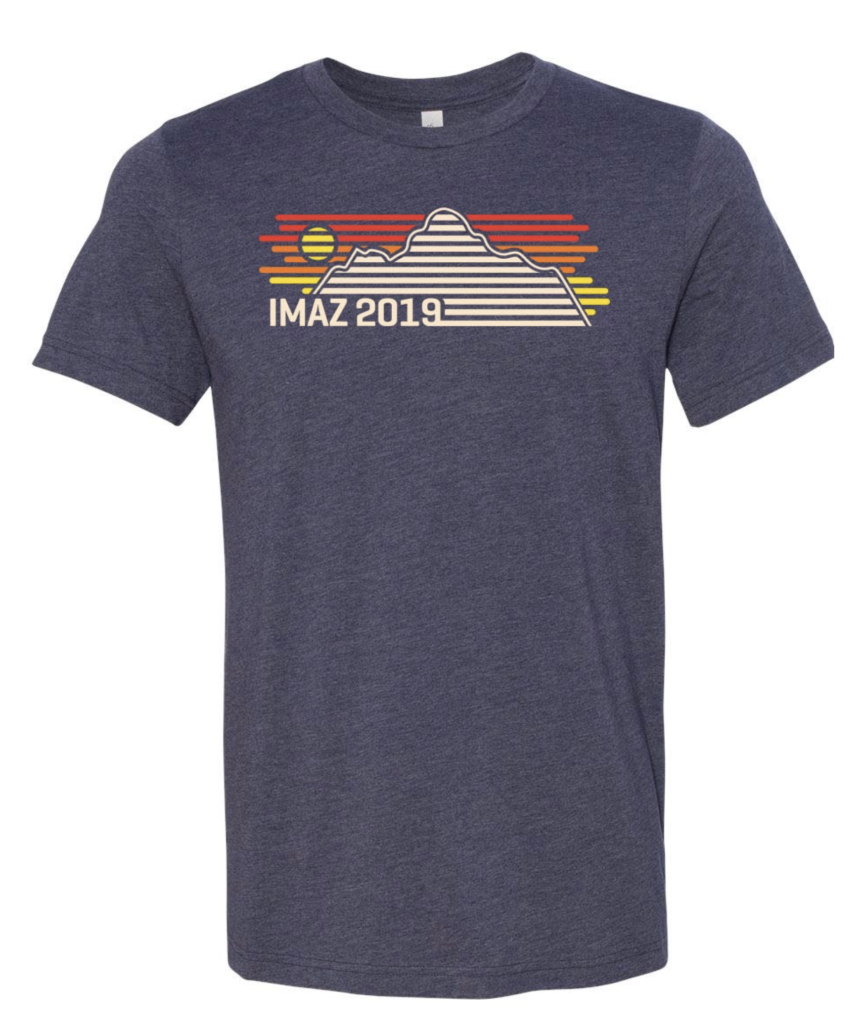 Bella Canvas IMAZ 2019 Men's T Shirt