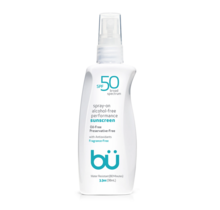 BU Brands  50 spf (Fragrance Free)