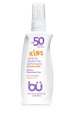 BU BU Brands KIDS 50 spf (Fragrance Free)