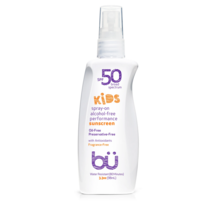 BU Brands KIDS 50 spf (Fragrance Free)