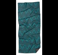 NOMADIX COCORA TEAL TOWEL