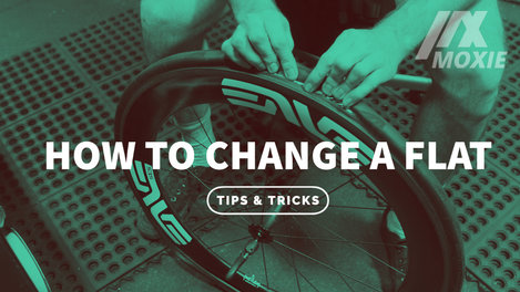 Moxie Multisport Flat Tire Change Competition!