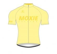 Moxie Cycling Gear Men's 2021 Yellow Short Sleeve WL