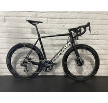 Cervelo R3 Ultegra Di2 Disc 58cm Black Demo Bike