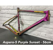 Cervelo Aspero-5 Frameset 56cm (Purple Sunset)