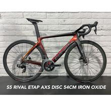 S5 Rival Etap AXS Disc - 54cm - Iron Oxide