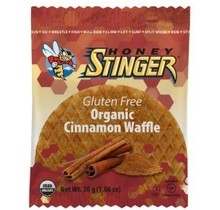 Honey Stinger Gluten Free Waffles