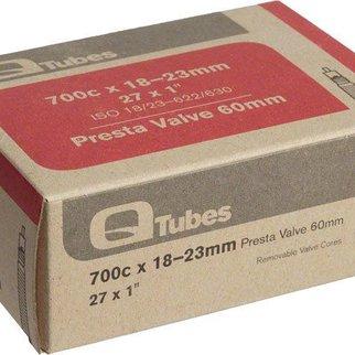 Q-Tubes Q Tubes 700c x 23-25mm PV Tube