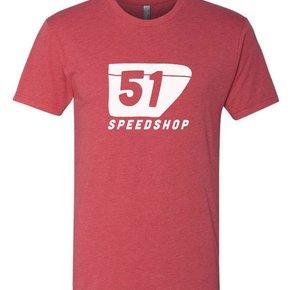 51 Speed Shop Tee