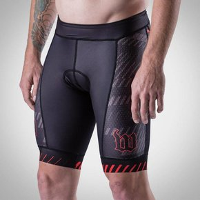 Wattie Ink Men's Champion 2.0 Axiom Speed Short