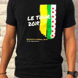 Le Tour 2018  Tee Small