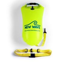 New Wave Swim Buoy - Yellow