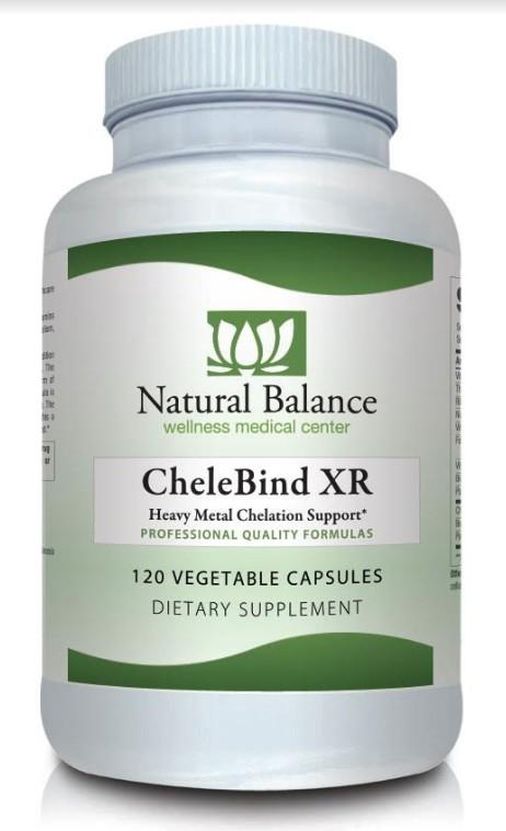 Gastrointestinal Support CHELEBIND XR 120 CT (NUMEDICA) (4oz)