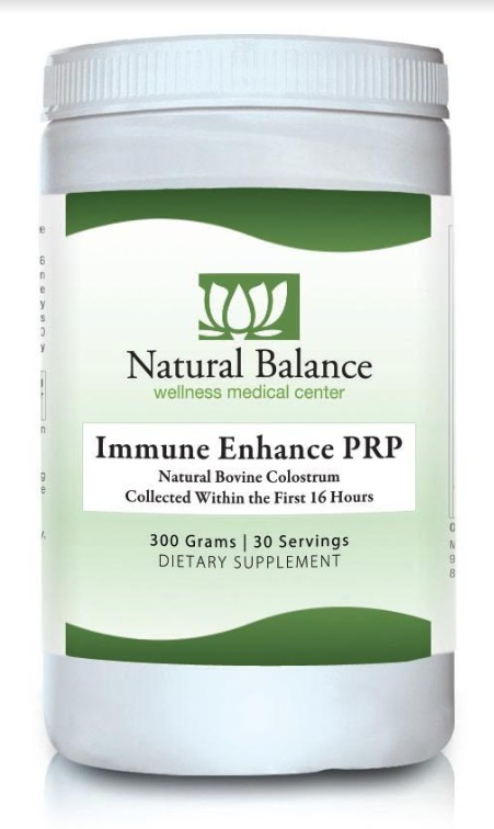 Biomed IMMUNE ENHANCE PRP POWDER ,300 GRAMS (NUMEDICA)