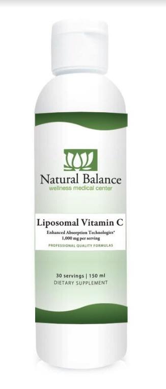 Basic LIPOSOMAL VITAMIN C 150ml<br />30 servings (Numedica) (7oz)