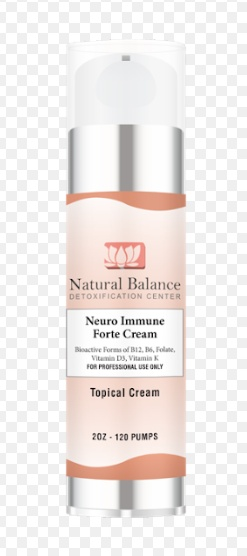 Basic FORTE CREAM-(Neuro Immune Forte Cream) 3OZ (NEUROBIOLOGIX)